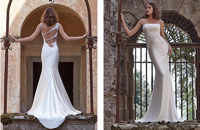 Nuova collezione abiti da sposa mugnieco